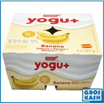 Yaourt saveur Banane...