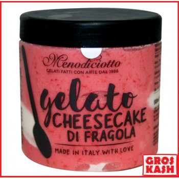 Glace goût Cheesecake...