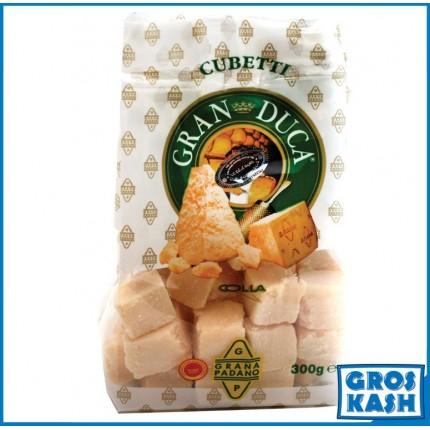 Parmesan en cube Kasher lepessah badatz HIHOUD
