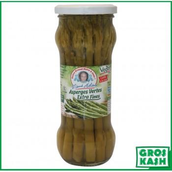 Asperges Vertes extra 370 ml kasher lepessah Ihoud