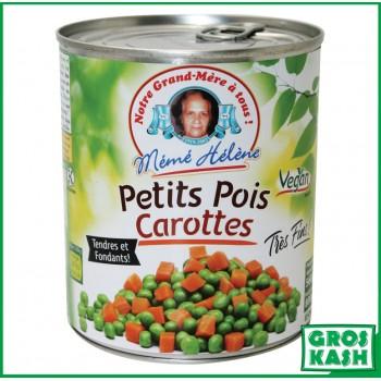 Petits Pois Carotte Casher...
