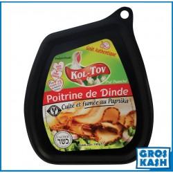 Poitrine de Dinde paprika 140gr kasher lepessah MATÉ ASHER