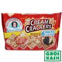 Cream Crackers Nature 336gr kosher BADATZ IHIUD HARABANIM