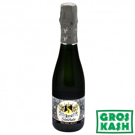Moscato Mini Bottles Doux facon Champagne 37cl kosher lepessah RABBINAT IHOUD