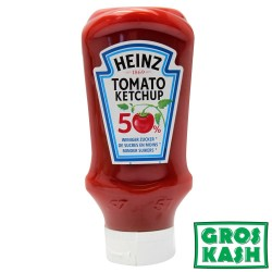 Heinz Ketchup Light -50% 555gr kosher