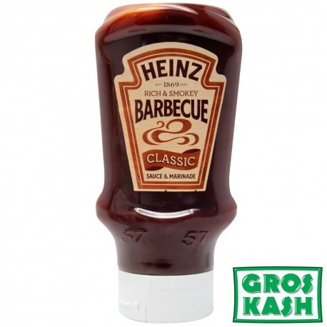 Heinz Barbecue Classic 480gr kosher