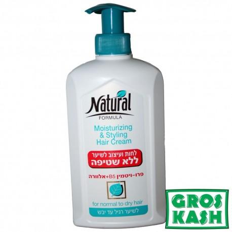 Natural formula Moist Aloe bouchon bleu kosher lepessah