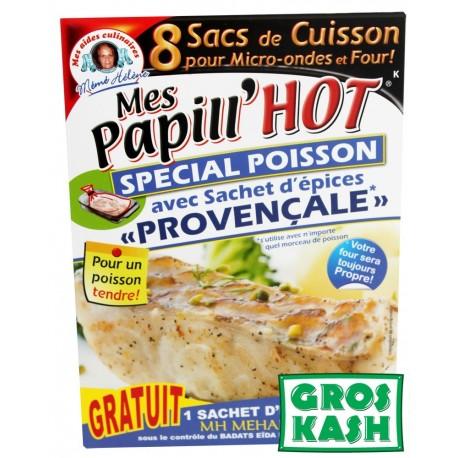 Papill'Hote Provencale +8 sac de cuisson kosher