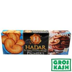 12 Palmiers HADAR Individuels 100gr kosher IHOUD  RABANIM