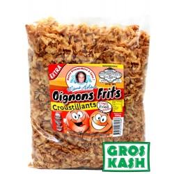 Oignons Frits Krispy en sachet de 500gr kosher