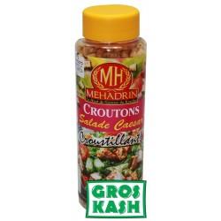 Croutons Salade Caesar boite 425gr kosher BADATZ JERUZALEM