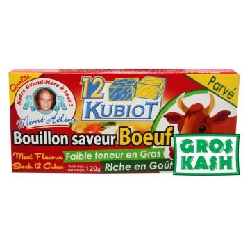 12 Bubiot Bouillon saveur Viande parvé kosher IHOUD
