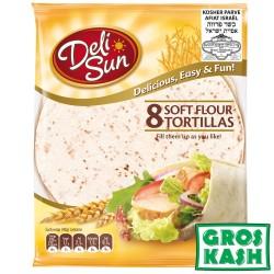 Tortilla Mexicaine Ble 24cm 360gr kosher IHOUD