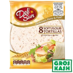 Tortilla Mexicaine Petite 18,5cm 320gr kosher IHOUD