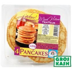 4 Pancakes Large kosher BADATZ BETH YOSSEF LAMEHADRIN