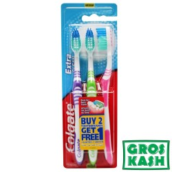 Colgate Brosse a Dent 2+1 Gratuit kosher