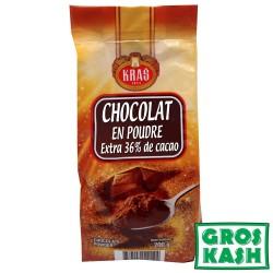 Chocolat en Poudre extra 37% Cacao sachet 200gr kosher