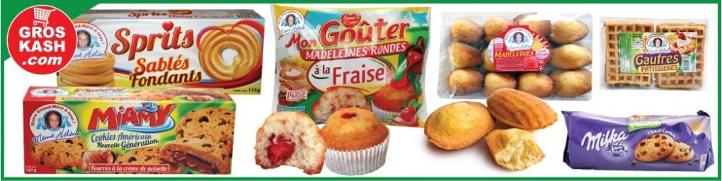 Les gâteaux & Biscuits cacher livrés en 24-48h chez vous   Groskash