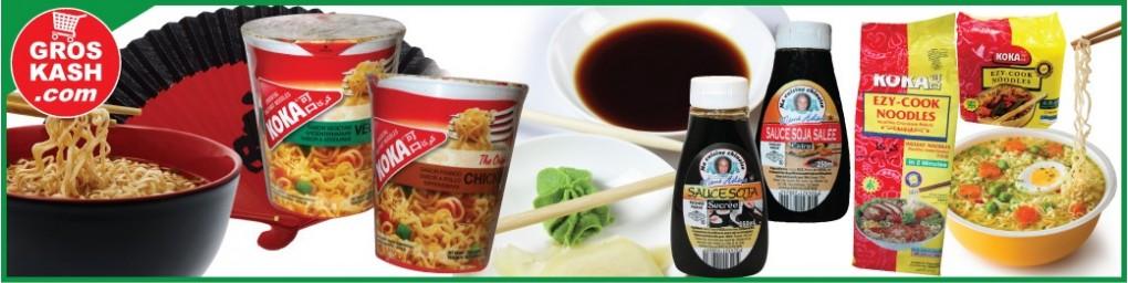 Les produits asiatiques cacher, livrés chez vous en 24-48h | Groskash