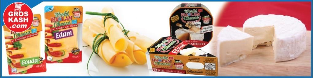 Votre fromage frais cacher livré chez vous en 24-48h | Groskash